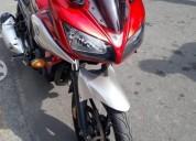 Yamaha facer 150 seminueva en nezahualcóyotl