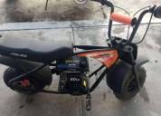 Mini moto italika v rex en san martín texmelucan