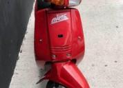 Moto yamha 50 en coyoacán