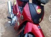 moto italika semiatomatica en chimalhuacán