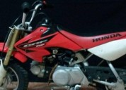 Crf 50 cc minimoto en benito juárez