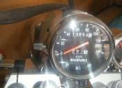 Vendo motocicleta suzuki 2014 en oaxaca de juárez