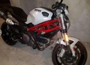 Ducati monster 796 en cuauhtémoc