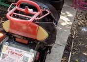 Vendo motoneta kurazai 125 color negro en emiliano zapata