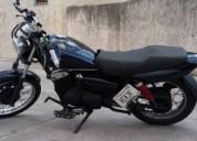 Yamaha enticer modificada en benito juárez