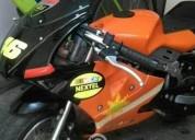 Mini moto seminueva en xochimilco