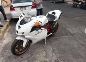 Ducati 999 en gustavo a. madero