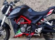 Motocicleta benelli c en cuauhtémoc