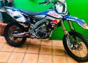 Motocross yamaha yzf en toluca