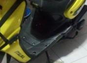 Ws 150 amarilla en tonalá