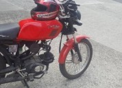 Moto italika en gustavo a. madero