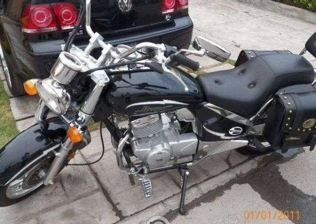 moto chopper dinamo rayo en Cuautitlán Izcalli