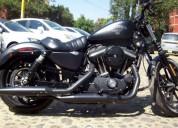 Harley davidson iron black demin abs nacional en coyoacán
