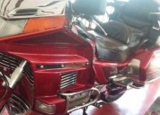 Honda goldwing viajera emplacada posible cambio en cuauhtémoc