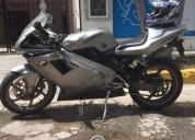 Motocicleta cagiva mito en benito juárez