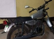 moto italika ft 125 modelo con caja en san luis potosí
