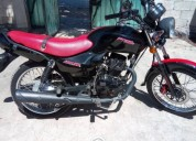 Moto italika en mérida