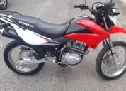 Motocicleta honda en zapopan