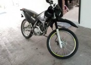 Yamaha xtz en iztacalco