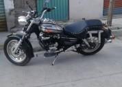 Moto choper cambio x italika 250 en chimalhuacán