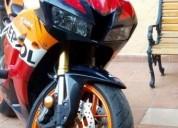 moto honda cbr 600 rr en gustavo a. madero