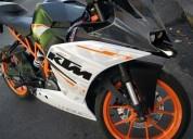 Motocicleta rc 390 ktm en iztacalco