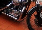 Harley sportster 1200 custom en gustavo a. madero