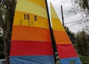 Velerisa catamaran hobie cat 16