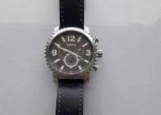 Reloj fossil color negro en tlaquepaque