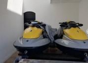 2 motos acuaticas sea doo gti se 155 4 tec en león