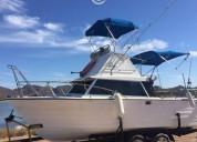 Yate para pesca y paseo penn yann 24 ft