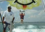Embracacion de paracaidas caribe 29