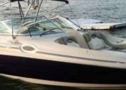 Lancha sea ray 270