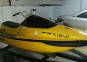 Moto de agua yamaha en coyoacán