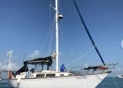 Oportunidad vendo velero super equipado