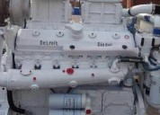 Motor marino detroit diesel en san pedro garza garcía