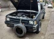 Camioneta mazda 1991 en partes en ecatepec de morelos
