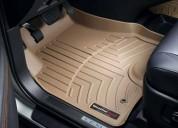 Tapetes weathertech premium uso rudo para tu auto