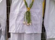 Ropa blanca para iyawo,babalawo,palero