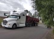 Tractocamion con gondola diesel
