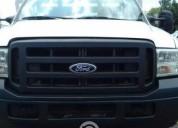 Ford f 350 plataforma gasolina