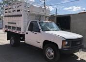Chevrolet 3500 redilas gasolina