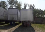 Cajas secas para torthon 7 metros de largo híbrido