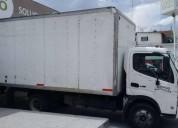 Excelente camión hino 7 2 ton diesel