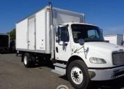 Freightliner caja seca frenos y susp de aire diesel