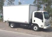 Camion isuzu elf 400 modelo 2010