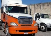 Tractocamion freightliner columbia modelo 2006 diesel
