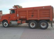 venta de camion de volteo 14 m3. contactarse.