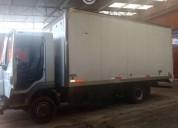 Camion kenworth en iztacalco
