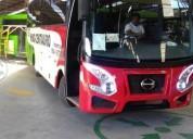 Excelente autobus de turismo aire acondicionado diesel